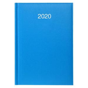 Ежедневник датированный BRUNNEN 2020 СТАНДАРТ MIRADUR, голубой