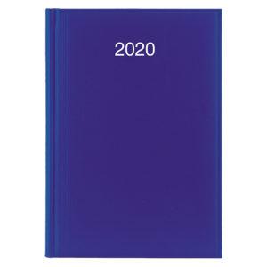 Ежедневник датированный BRUNNEN 2020 СТАНДАРТ MIRADUR, ярко-синий