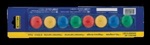 Магниты для доски 8шт, d-20мм, BM.0021-82