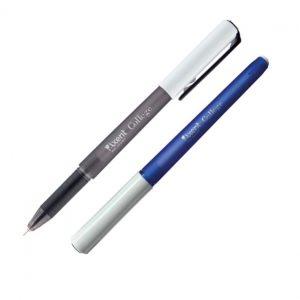 Ручка гелевая COLLEGE в прорезиненном корпусе