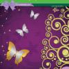 Набор цветной самоклеящейся бумаги А5 (маленькая!), 7 цветов, 7 листов