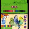 Карандаши цветные 24 цветов SOFT