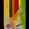 Карандаши цветные 6 цветов KIDS LINE, круглый корпус
