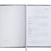 Ежедневник датированный 2020 SAVE, A6, фиолетовый, твердая обложка 20574