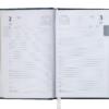 Ежедневник датированный 2020 SAVE, A6, фиолетовый, твердая обложка 20578