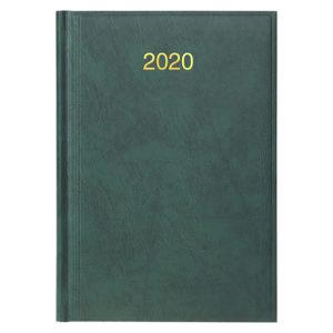Ежедневник датированный BRUNNEN 2020 СТАНДАРТ MIRADUR, зеленый