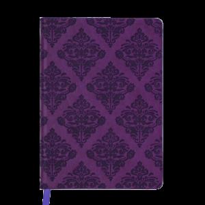 Ежедневник датированный 2020 CASTELLO VINTAGE, А5, вишневый