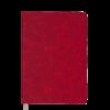 Ежедневник А6 карманный датированный 2019 FLEUR красный