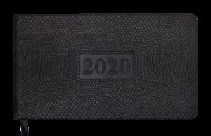 Еженедельник 2020 карманный датированный AMAZONIA черный