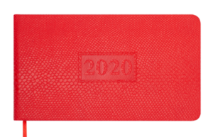 Еженедельник 2020 карманный датированный AMAZONIA красный