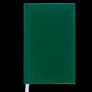 Ежедневник А6 недатированный TONE зеленый