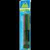 Набор карандашей ESTILO НВ, 4 шт. круглые с ластиком, деревянные