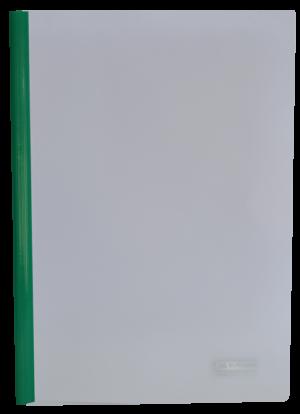 Папка пластиковая А4 с прижимной планкой, 10мм