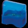 Точилка с контейнером прямоугольная пластиковая BM.4716
