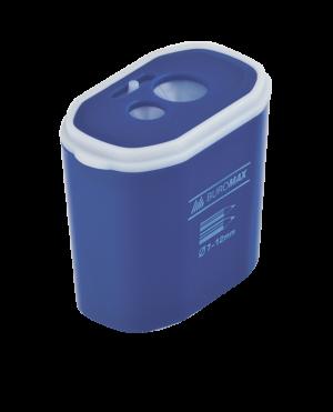 Точилка с контейнером на 2 отверстия, пластиковая BM.4776