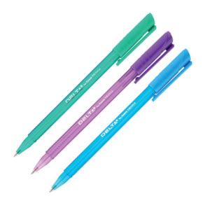 Ручка шариковая DB2056, 0,7мм, 2000м, одноразовая