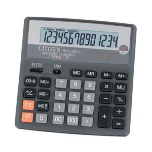 Калькулятор Citizen SDC-640, 14 разрядов
