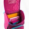 Рюкзак шкільний каркасный Kite Education Fluffy racoon K19-501S-3 29577