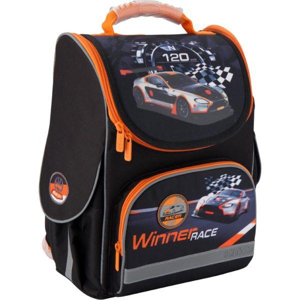 Рюкзак шкільний каркасный Kite Education Winner race K19-501S-8