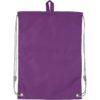 Сумка для обуви с карманом Kite Education Smart K19-601M-33, фиолетовая 29096