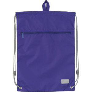 Сумка для обуви с карманом Kite Education Smart K19-601M-33, синяя