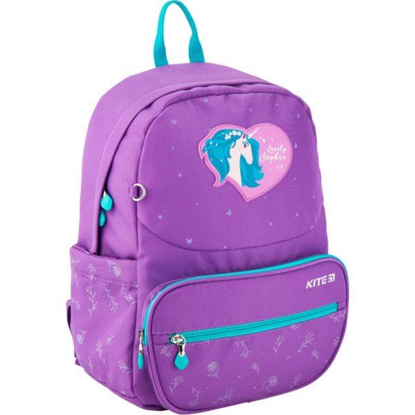 Рюкзак шкільний Kite Education Lovely Sophie K19-739S