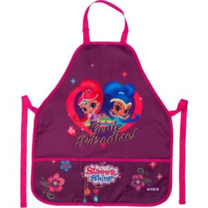 Фартук детский Kite Education Shimmer&Shine SH19-161 + нарукавники