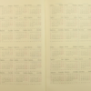 Ежедневник недатированный А4 DONNA красный, кремовый блок 32077