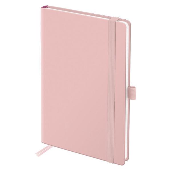 Еженедельник датированный А5-, 2020 SMART STRONG BRUNNEN, светло-розовый