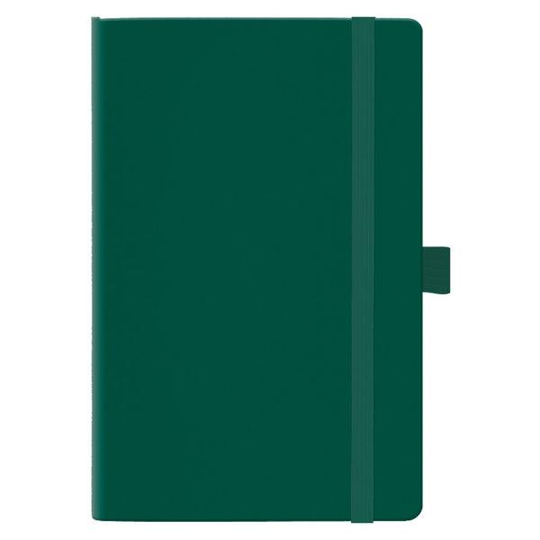 Еженедельник датированный А5-, 2020 SMART STRONG BRUNNEN, зеленый