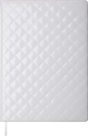 Ежедневник 2020 А4 DONNA датированный белый, кремовый блок
