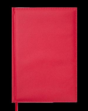 Ежедневник датированный 2020 WISE, A5, красный