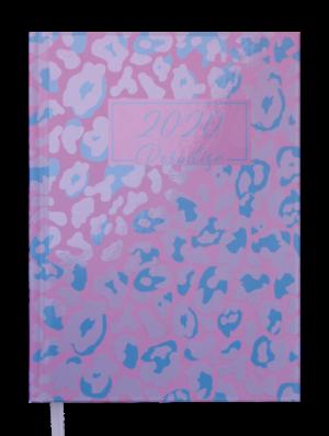 Ежедневник датированный 2020 PARADISE, А5, голубой