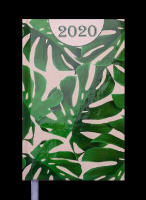 Ежедневник датированный 2020 FANCY, A6, песочный