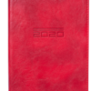 Ежедневник датированный 2020 ALTRIUM А6, красный