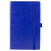 Еженедельник датированный А5-, 2020 Axent Partner Flex, гибкая обложка, кремовый блок, синий