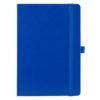 Еженедельник датированный А5, 2020 Axent Prime Strong, твердая обложка, кремовый блок, синий