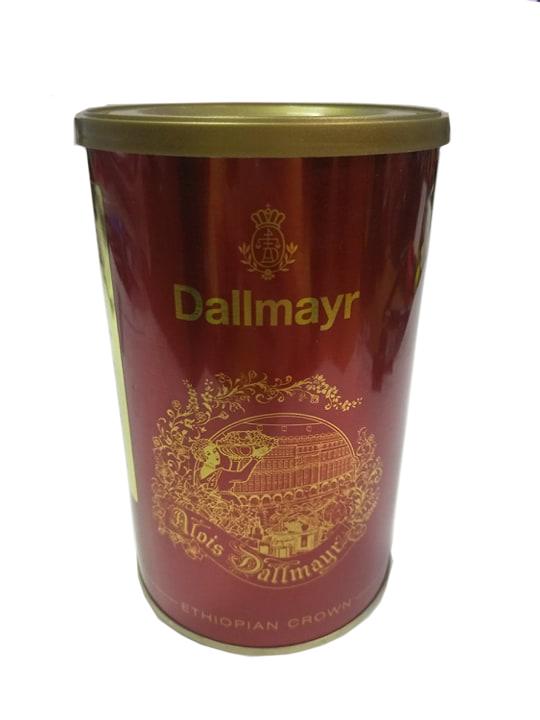 Кофе молотый в жестяной банке DALLMAYR Ethiopian Crown, 250г, 100% арабика