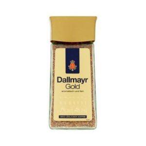 Кофе растворимый DALLMAYR Gold, 100г
