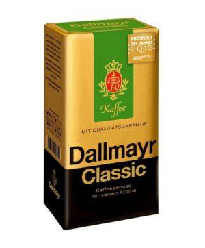 Кофе молотый DALLMAYR Classic, 500г, 65% арабика +35% робуста