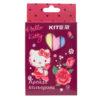 Мел цветной цилиндрический 6 цветов, 12шт. Hello Kitty HK19-075