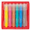 Мелки гелевые 6 цветов, с глиттером Jolliers K19-095-6 35400
