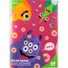Бумага цветная самоклеящаяся А5, 10листов, 10 цветов, 80г/м2, Kite Jolliers  K20-294