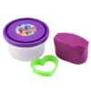 Тесто для лепки 3 шт Х 75г, 3 цвета, с формочками Shimmer & Shine, SH19-151 картонная упаковка 35422