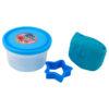 Тесто для лепки 5 шт Х 75г, 5 цветов, с формочками Shimmer & Shine SH19-152 картонная упаковка 35429