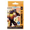 Мел цветной цилиндрический 6 цветов, 12шт. Transformers TF19-075