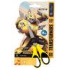 Ножницы детские с резиновыми вставками 13см Transformers TF19-123