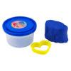 Тесто для лепки 5 шт Х 75г, 5 цветов, с формочками Shimmer & Shine SH19-152 картонная упаковка 35432