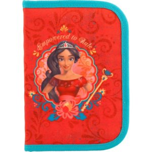 Пенал Kite Elena of Avalor 19,5x13x3,7см, 1 отдел., 2 отв., без наполн. EL18-622