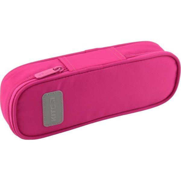 Пенал Smart 23x8x5,5см, 1 отдел., 1 отв., без наполн. K19-602-5, розовый
